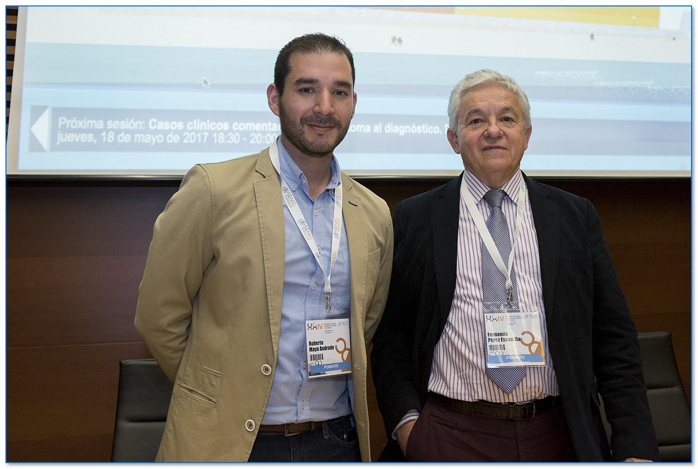 Autores Documento SEMG Manejo y Derivación IVC